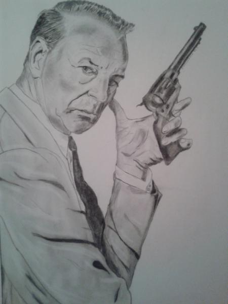 Gary Cooper by Davidou42